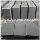 Flamed Zp Black Basalt for Flooring and Paving Tile