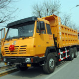Best Price Brand New Shacman 6X4 Sand Tipper Truck for Algeria
