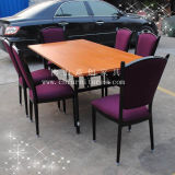 Rectangle Melamine Dining Table Ycf-T02-03