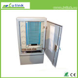 Outdoor Optical Fiber Cross Connection Cabinet 576 Cores