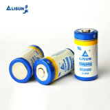 Professional 3.6V Er26500 C Size 9000mAh Lisun Lithium Thionyl Chloride Battery for Home Security Products