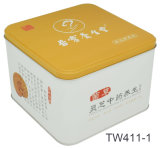 Health Care Products Drugs Packaging Custom Tin Box