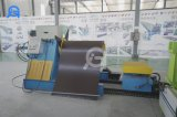 Hydraulic Press Step and Cutting Steel Glazed Tile Roofing Sheet Machine
