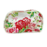 Cheaper Price Portable Travel Toiletry Bag Clear PVC Cosmetic Bag