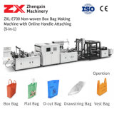 Automatic Paper Bag /Shopping Bag/ Biodegradable Plastic T-Shirt Bag / Handle Bag / Eco Bag/Ultrasonic Bag / Cubic Bag/ Recyclable Bag Making Machine