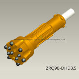 90mm DHD3.5 DTH Drill Bit for Rock Drilling