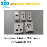 OEM Plastic Injection Mold for Wall Switch Cover