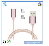Clearance Sale! ! ! 2 in 1 Nylon Braid Magnetic Charger Cable for Andrio&Type C
