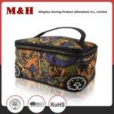 Wholesale Portable Canvas Travel Cosmetic Bag