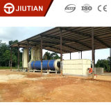 Automatic Poultry Waste Animal Chicken Cow Dung Manure Drying Machine for Making Organic Fertilizer