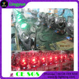 Professional 12X12W Football LED Moving Head Wash Disco Ball Light