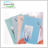 Cheap Wholesale Student Exercise Spiral Bound Notebook