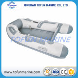 Hypalon/PVC Inflatable Boat with Slatted Wood Floor Type (TF-SW)