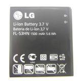 Replacement Battery for LG FL-53hn Su660 P990 Optimus 2X P993 P920 P999