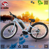 Wholesale Fat Tire Bike Electric Scooter Beach Bicycle with Lithium Battery
