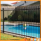 Aluminum Welded Rod Top Swimming Pool Fence