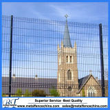 Direct Manufacture Ornamental Curvy Road Divider Wire Mesh Panel