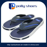 Men Blue Flip Flops EVA Flip Flop Slipper