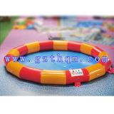 Round Inflatable Pool Water Play Equipments/Inflatable Square Swimming Pool for Kids