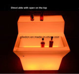 RGB Color Changing Plasitc LED Beer Pong Table Wedding Lights Wholesale
