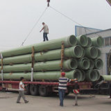 FRP Air Duct Pipe Suction Pipe Price Gas Pipe
