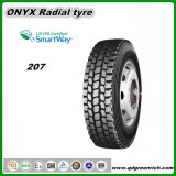 Chinese Top Brand, Onyx Longmarch Aufine Linglong Truck Tyre 11r22.5 with Excellent Quality and Competitive Price
