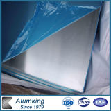 3.8mm Thickness H14 Aluminum Plate with PVC Surface