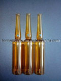 Amber Neutral Pharmaceutical Glass Ampoule