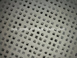 FRP/GRP Plastic Grating, Fibreglass/Glassfiber Gritted or Concave Gating, Micro Mesh Grating