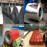 PPGI Color Coated Corrugated Roofing Sheets CGCC From Focor