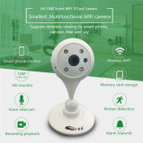 New Design 720p Smart Home Wireless WiFi IP Camera Supports SD Card Recording