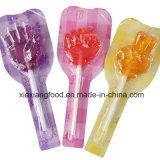 Finger Lollipop with Sour Candy
