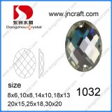 Flat Back Crystal Glass Rhinestone for Shoes Decoration