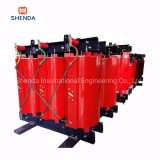 30-2500kVA 10kv 0.415kv Sc (B) Cast Resin Dry Type Transformer