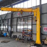 0.25 to 10 T Jib Crane Light Type Workshop Use Lifting Equipment Portable Jib Crane Price
