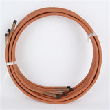 Copper Aluminum Connecting Bare Pipe for Air Conditioner/Air Conditioning (1/4)