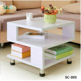 Sofa Side Table Wooden Coffee Table Design