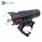 Hot Sale USB Rechargeable Bike Light 400 Lumens Bicycle Headlight Water Resistance LED Front & Back Rear Lights