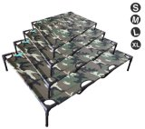 Top Quality Unique Raised Luxury Camouflage Pet Dog Bed Elevated