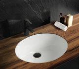 Good Price Bathroom Undermount Wash Basin Ceramic White Under Counter Sink for Sale
