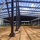 Factory Free Design Light Steel Structure Workshop and Warehouse Material
