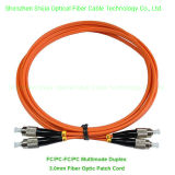 FC/PC-FC/PC Simplex Duplex Singlemode Multimode Fiber Optic Patch Cable