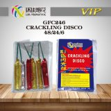 Gfc246 Crackling Disco Ground Colorful Flash 1.4G Un0336 Outdoor Fireworks
