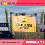 Outdoor Curve P3.91/P4.81/P5.95 Rental LED Video Wall with Events (500*500mm or 500*1000mm Panel)
