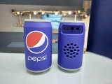 Custom Design Special Shape PVC Portable Speaker with Bluetooth Function