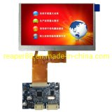 4.3 Inch Cm/HS TFT LCD Display with Driver Board for Video Door Phone, Automative. Portable DVD