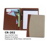 PU Leather Presentation Folder File