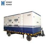 Cummins Engine Diesel Generator Moving Trailer 250kVA