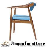 Modern Wood Living Room Home Furniture Nordic Bar Set Hotel Restaurant Chair for Dining Room