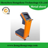 Laser Cutting Sheet Metal Fabrication with Color Powder Coating